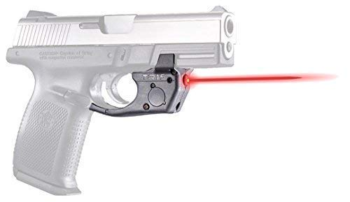 ArmaLaser Smith Wesson Smith Wesson Sigma SW9VE SW40VE TR15 Red Laser Sight with Grip Activation