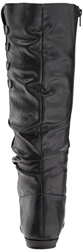 Cliffs by White Mountain Damen Fordham Kniehoher Stiefel Schwarz