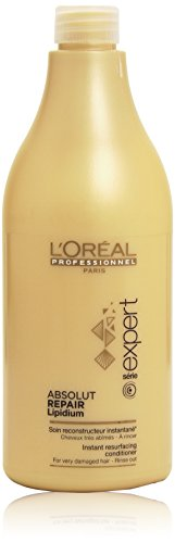 L'Oreal Professional Serie Expert Absolute Repair Lipidium Conditioner, 25.36 Fl Oz (L Oreal Conditioner compare prices)
