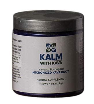 Micronized Instant Kava Powder - Vanuatu Borongoru (4 oz)