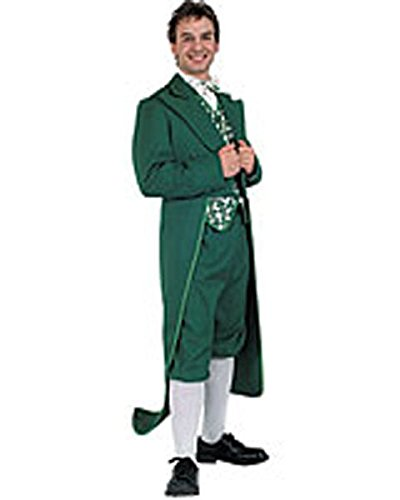 with Men's Leprechaun Costumes design