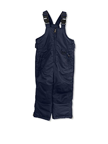 iXtreme Toddler Boys Snow Bib, Navy, 2T
