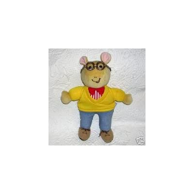 Plush Arthur: Toys & Games