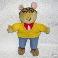 Plush Arthur eden