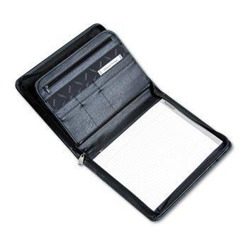 SAM70820 - Samsill Sterling Zipper Pad Holder (Pad Sterling Samsill Holder Zipper)