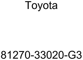 Toyota 81270-33020-A0 License Plate Lamp Assembly