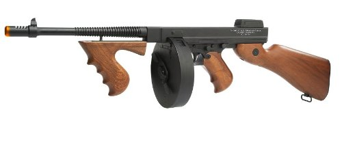 Thompson M1928 Full-Metal Body AEG airsoft gun