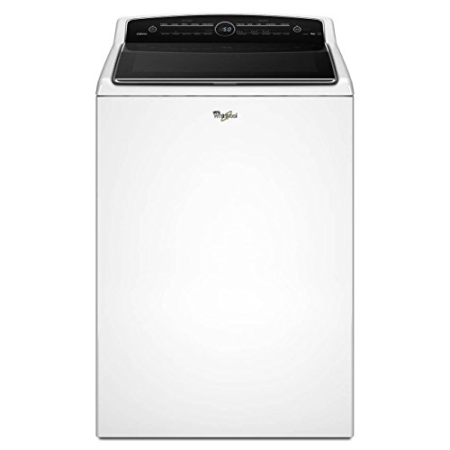 Whirlpool® 5.3 cu. ft. Cabrio® High-Efficiency Top Load Washer with Active Spray technology