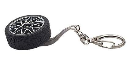 Amazon Com Lamborghini Gallardo 40457 Wheel Key Chain Home Kitchen