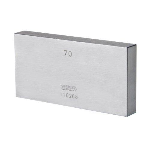 Insize 4101-a22individuels en acier Calibre Bloquer, grade 0avec certificat de Inspection, 22mm