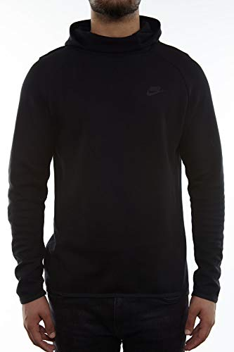 Fleece Pullover Hoodie Mens Style: 928487-010 Size: M ()