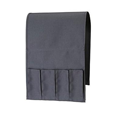 IKEA Flort Remote Control Holder Armchair Pocket Organiser 3D glasses Black