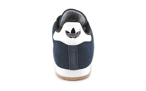 Suede Blanc Adidas De Sport Chaussures Daim Super Sam Homme Marine qwZEZT6