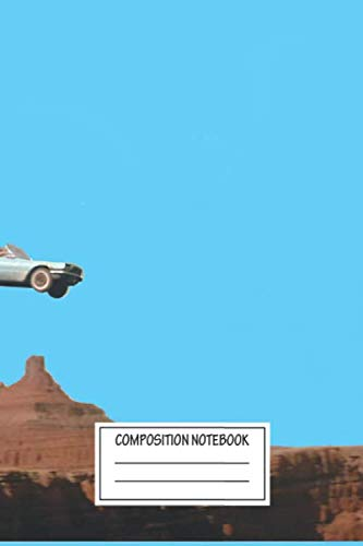 Thelma E Louise Halloween (Notebook: Thelma And Louise Car , Journal for Writing, Size 6