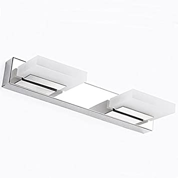 LED Vanity Wall Sconce Lamp 5730 SMD Acrylic Mirror Front Dresser Light Bathroom