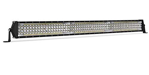 XS 32 LED Light bar 180w Cree LED chips bumper Grille fog lamps 6000k