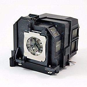 Lampada Para Projetor Epson Elplp71 V13h010l71 1410wi 475wi