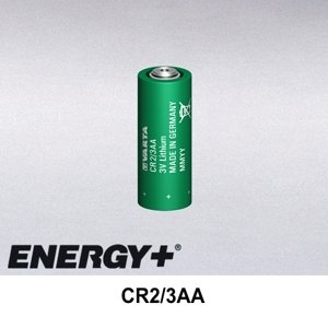 3aa Cell - 2/3 AA Size Lithium Cell for Consumer and Industrial Applications CR2/3AA