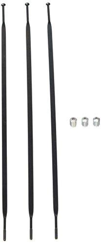 SRAM S-series spoke/nipple, S60 R-DS 246mm blk (Blk Spoke)