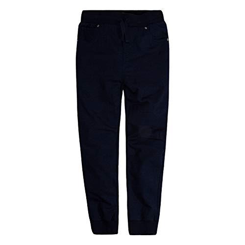 (Levi's Boys' Big Soft Knit Jogger Pants, San Juan, L)