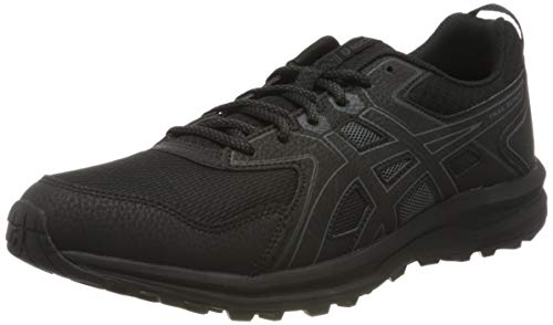 ASICS Men's Black/Carrier Grey Running Shoes-8 UK (42.5 EU) (9 US) (1011A663) Price & Reviews