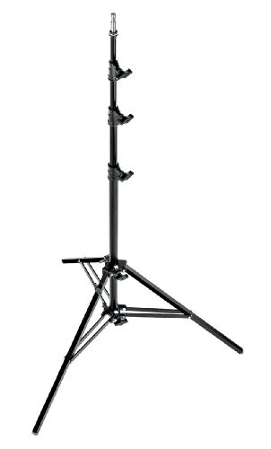 Avenger A0040B Aluminum Baby Photographic Light Stand 40 (Black) by Avenger