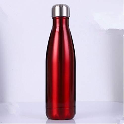 XUYRENP 350/500/1000 ml termo termo botella de agua de acero ...