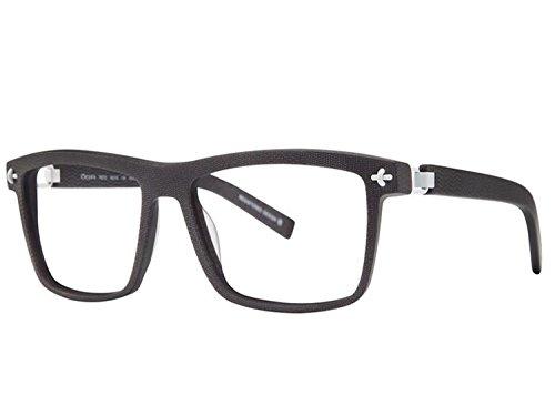 OGA MOREL Eyeglasses Made in France Trad 7951 7951O (matte grey white, one color)