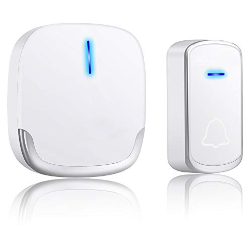 AUTENS Wireless Doorbell Plug