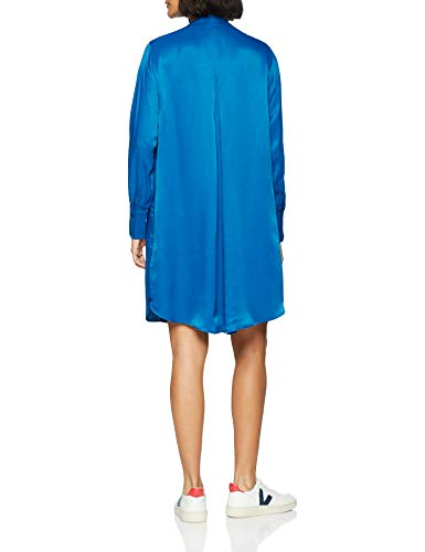 In 2821 lagoon Vestido Para Blue Quality Dress Mujer Soda amp; Viscose Scotch Shirt Azul xqOIIF