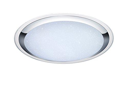 675610106 MIKO LED Deckenleuchte Deckenlampe 85 cm 95 Watt weiss ...