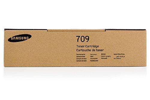 Samsung MultiXpress 8128 NA -Original Samsung MLT-D709S/ELS - Black Toner Cartridge -25000 pages