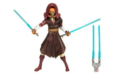 Hasbro Plo Koon with Lightsaber Gauntlet - Star Wars: The...