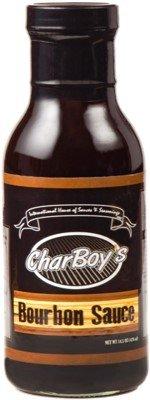 CHARBOYS Bourbon Sauce, 14 OZ