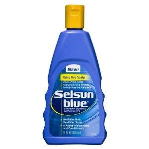 Selsun Blue Dandruff Shampoo 325ml (Itchy Dry Scalp) - 4