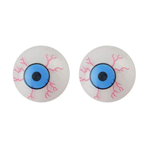 Halloween Graveyard - Halloween Pumpkin Tamper Horror Simulation Eyeball Fake Model Aduls 2o101 - Decorations Halloween Bloodi Long Puppet 51mm Shirt Handle House Candy Eyelash Scoop Sup -