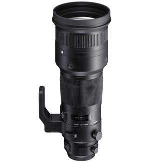 Sigma 500mm f/4 DG OS HSM Sports Lens - Nikon