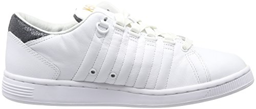 Weiß Iii white white Rptlglm Tt Basses K Femme Eu Lozan stargazer swiss Blanc stargazer 41 Baskets q4n8E