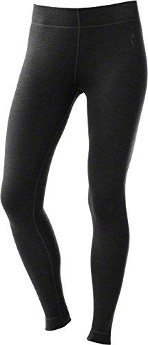 (Smartwool Women's NTS Mid 250 Bottoms Black Pants SM X 30)