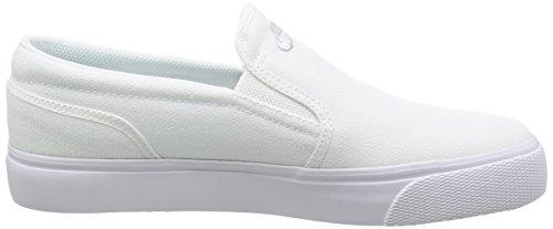 White para Toki Mujer Wmns Platinum Slip Canvas Zapatillas NIKE Blanco de Deporte Mtlc 0vf5fwdq