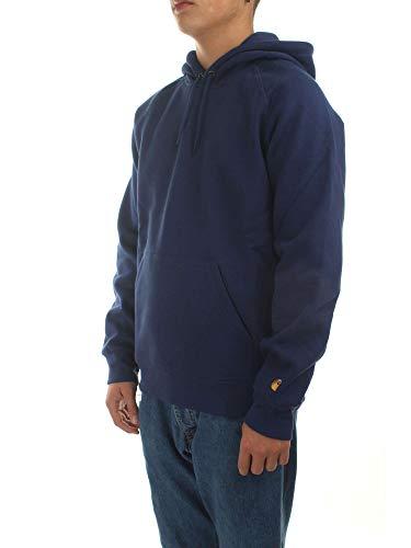 Hombre Carhartt Azul Azul Sudaderas Sudaderas Carhartt I026384 Hombre I026384 wr4cdEwq