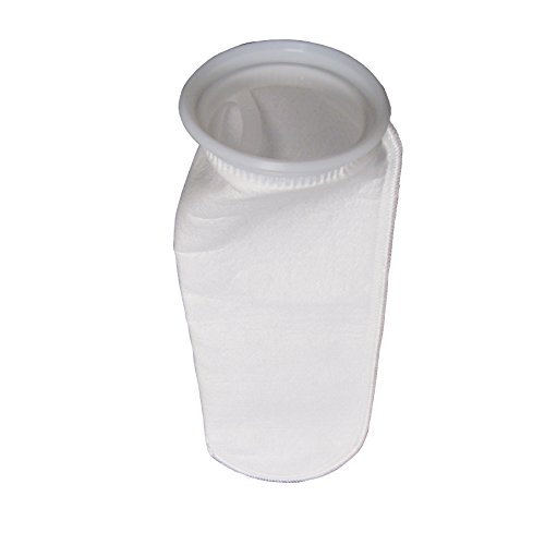 Bags Liquid Filter (PRM LIQUID FILTER BAGS (QTY:10); #4 SIZE; 10 MICRON; POLYESTER FELT WITH POLYPROPYLENE RINGS)