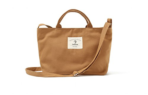 Canvas Mini Tote (Canvas Tote Handbag And/Or Shoulder Bag (Small Khaki))