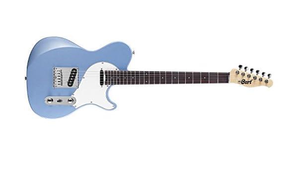 Guitarra electrica cuerpo macizo Cort CLASSIC TC BIM: Amazon.es: Instrumentos musicales