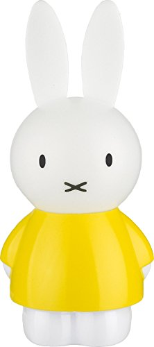 Miffy yellow dimmable night lamp and dual usb night light import it all - Miffy lamp usa ...