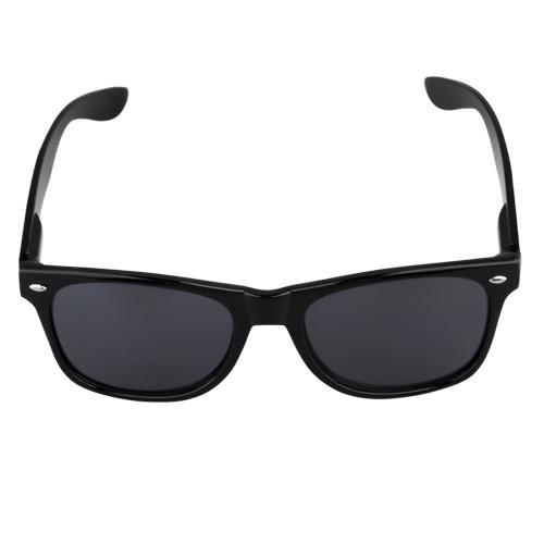 80er Sonnenbrille schwarz Retro uv Schutz aviator