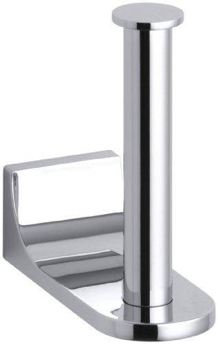 Kohler K 11583 CP Vertical Toilet Polished