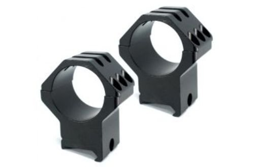 Weaver 30mm Six Hole Tactical High Rings (Matte ()