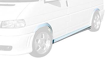 Dietrich Satz Seitenschweller Kotflügelverbreiterungen Transporter T4 Gp Schräge Haube 1996 2003 Langer Radstand Auto