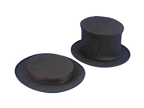 Rubie's Collapsible Top Hat Child Headpiece Halloween Costume Accessory -
